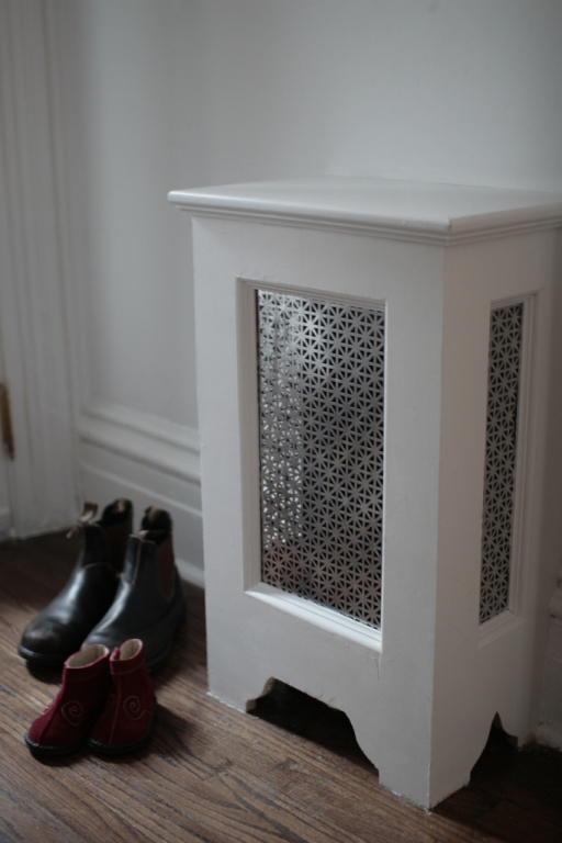 Entryhall Radiator Cover